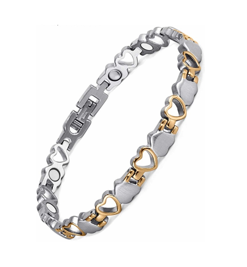 Magnetic Heart Therapy Bracelet